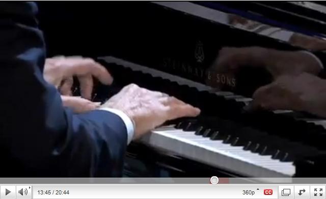 Benjamin Zander Passion and Music